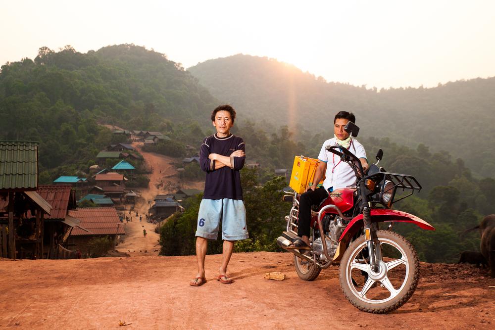 Namtha NPA, Laos