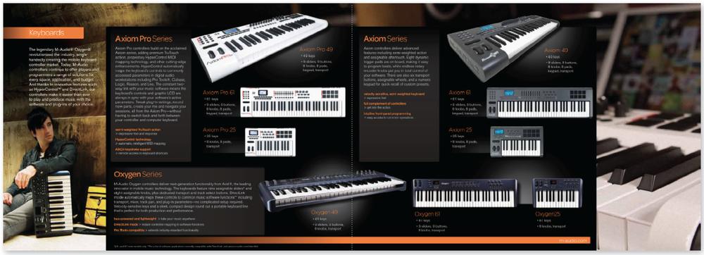 Avid B2C Brochure