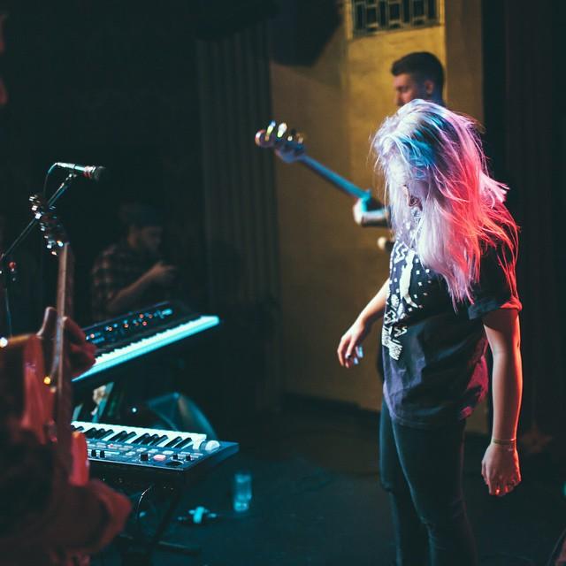 #Joyfield #live #music #band #hair #seattle #seattlemusic #guitar #bass #drums
