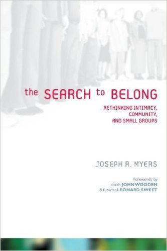 The Search To Belong