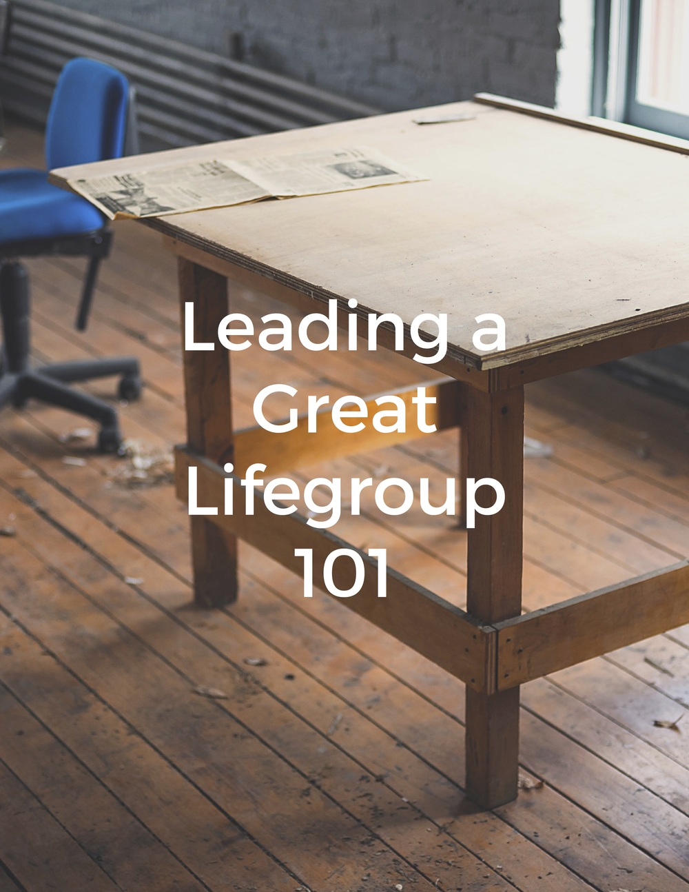 Leading a Great Lifegroup 101 cover.jpg