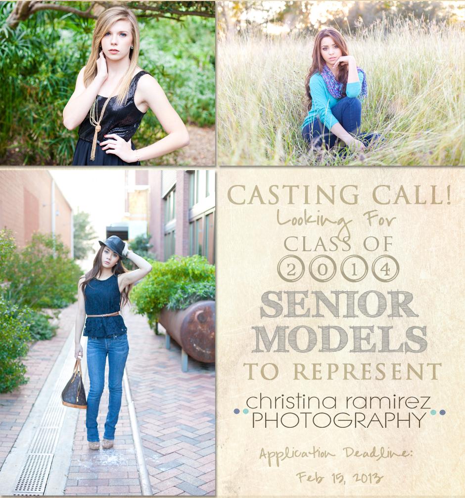 casting senior