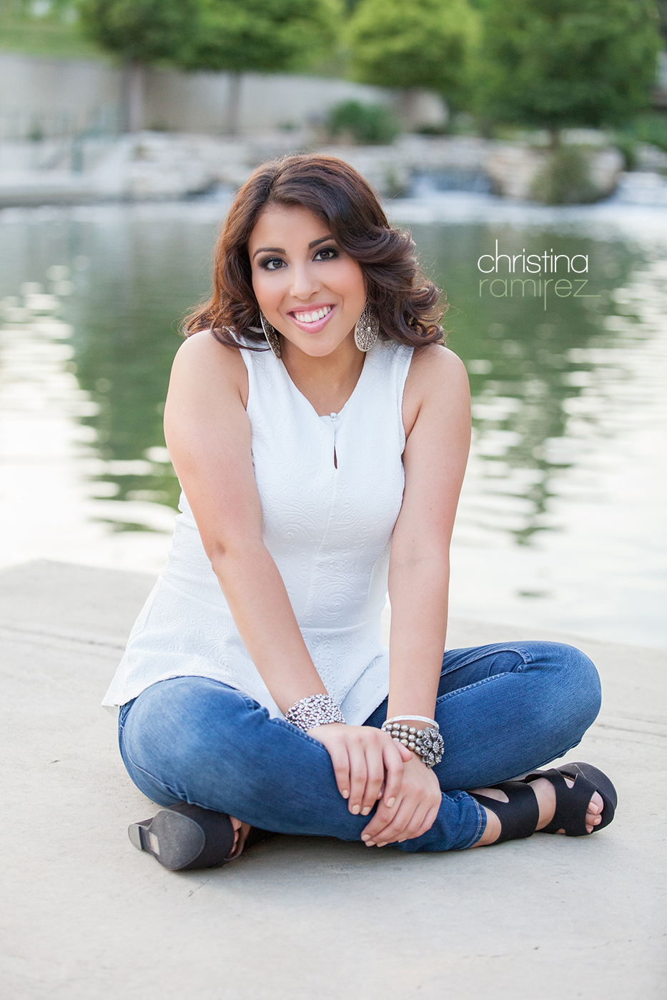 senior portraits san antonio