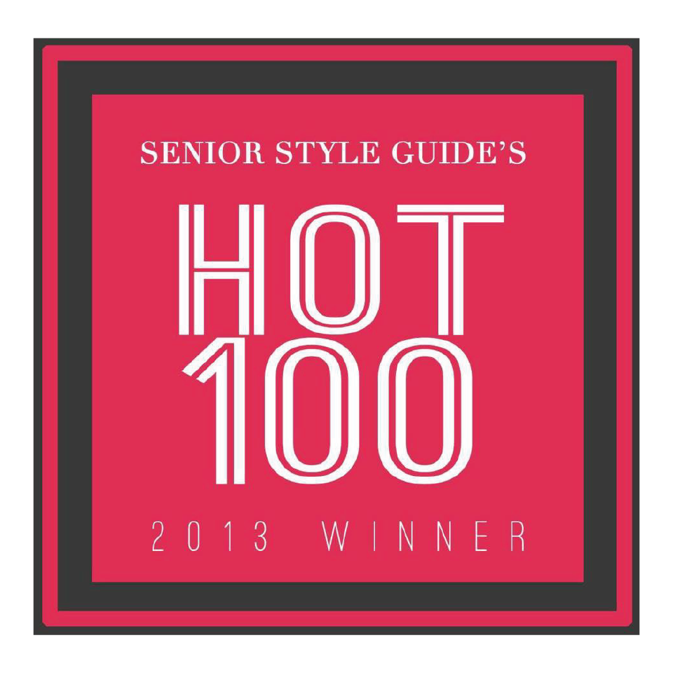 Senior Style Guide Hot 100 2013