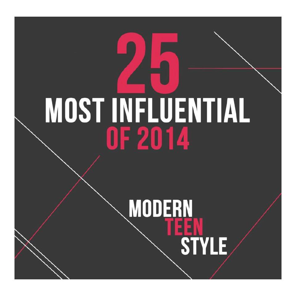 Modern Teen Style 2014