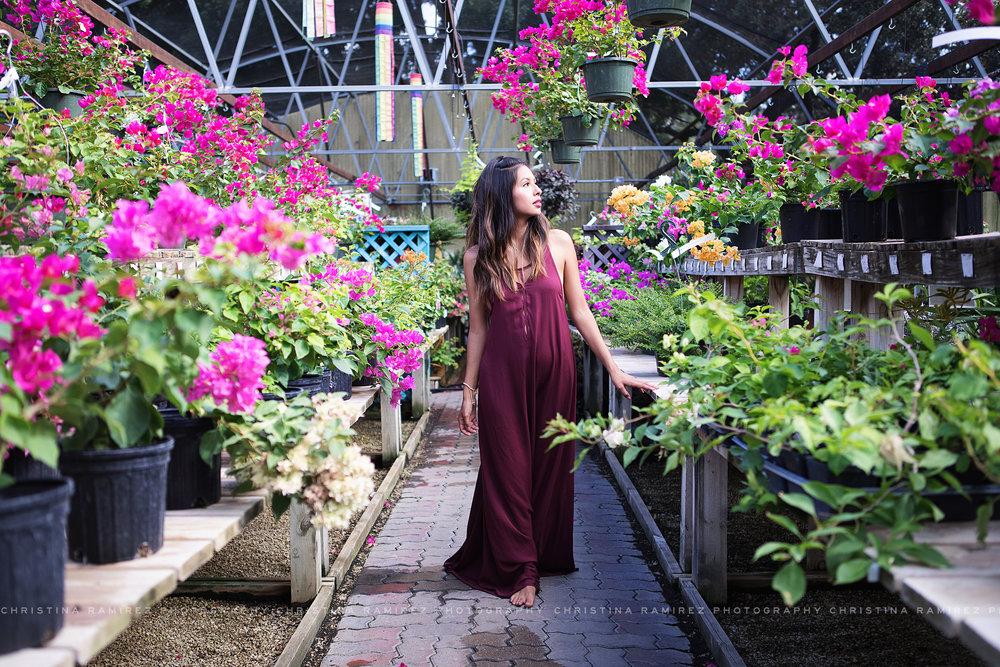greenhouse garden nursery portraits 2453