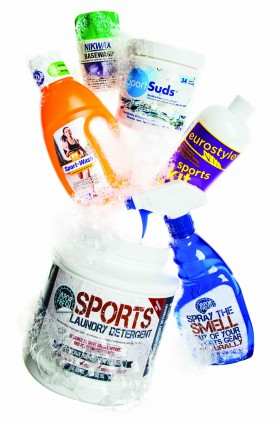 Eliminate the hassle of washing your athletic clothing with these six sport-specific laundry detergents!