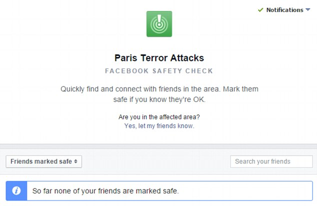 In wake of the devastating attacks on Paris soil, I took a look at some of the technological tools that aided in the disaster triage. Facebook, twitter and mass social media showed their more useful functions on a day where nothing was as it should have been.