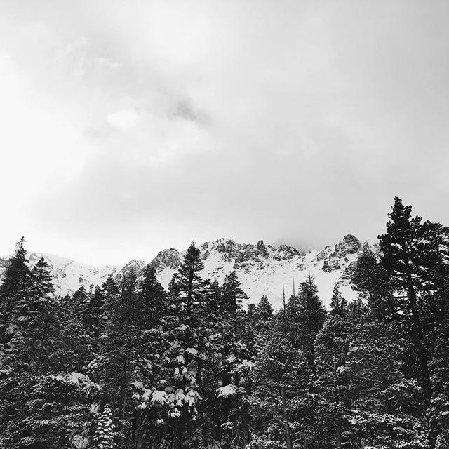 Not a bad mountain to spend 8 hours on today. #optoutside #tahoe #seekandenjoy #rei1440project #mttallac #bw #mountaineering #summit #theoutdoors