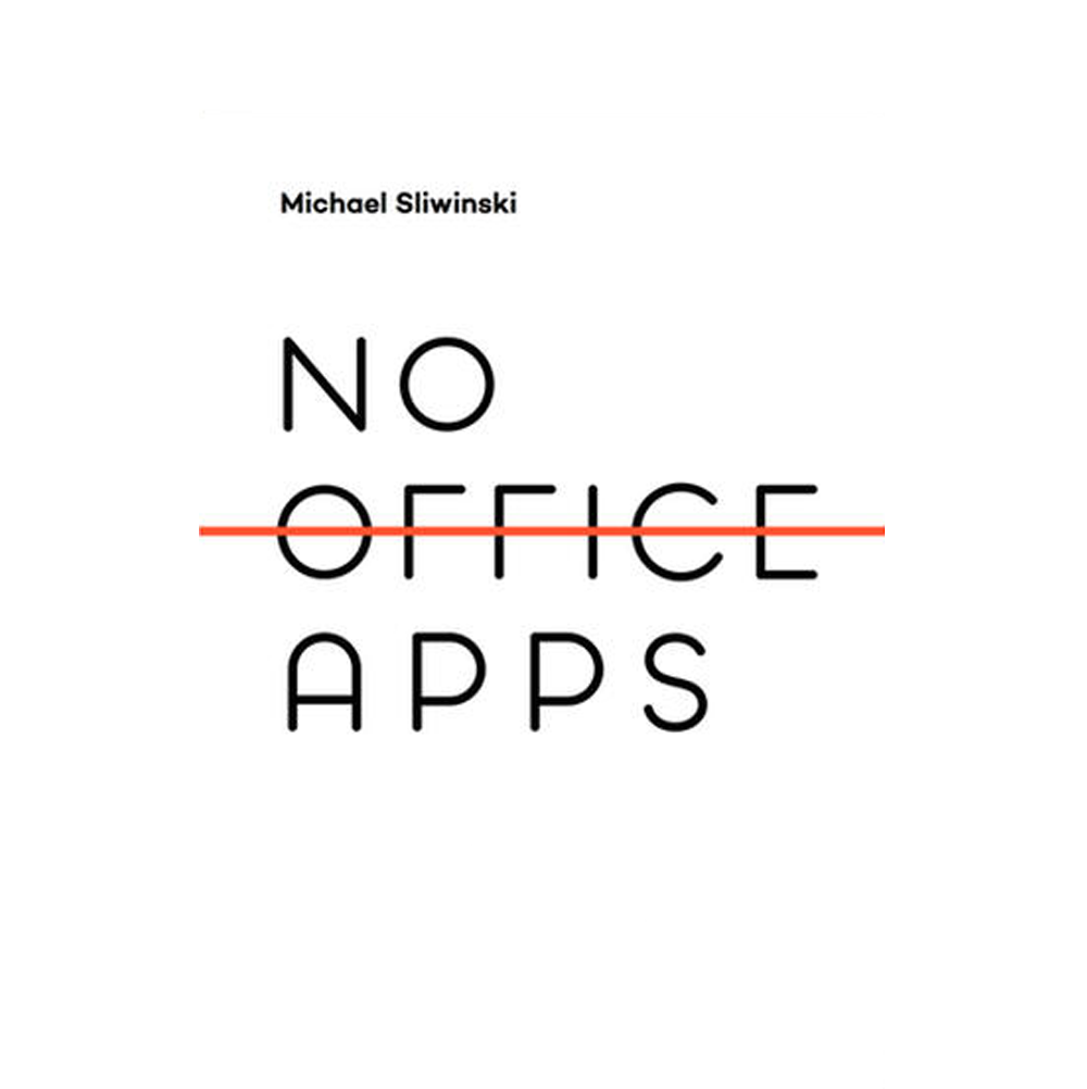 No Office Apps  Michael Silwinski  White written for a completely remote team, this book outlines a communication pyramid that should cause every company to consider how they communicate both internally and externally.