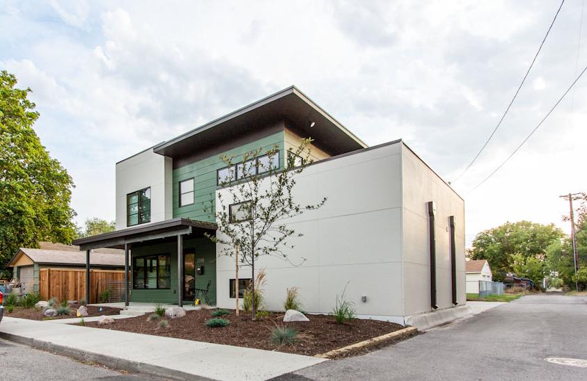 Lester Street Modern. Completed Spring 2014