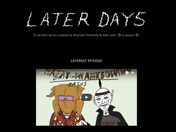 later-days-show.com