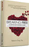 Rebecca Zung Divorce Lawyer Book
