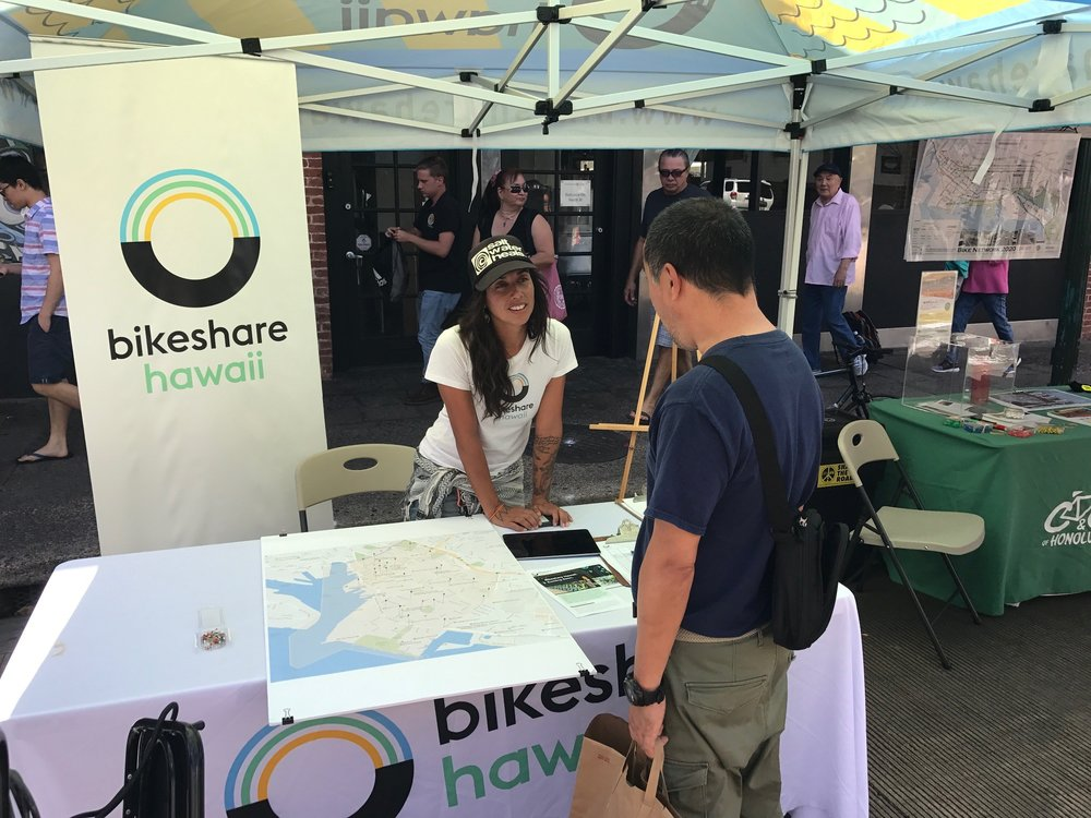 We enjoyed connecting with everyone who stopped by our booth at Walk on the Wild Side on March 11. Thanks to the National Kidney Foundation of Hawaii for inviting us!