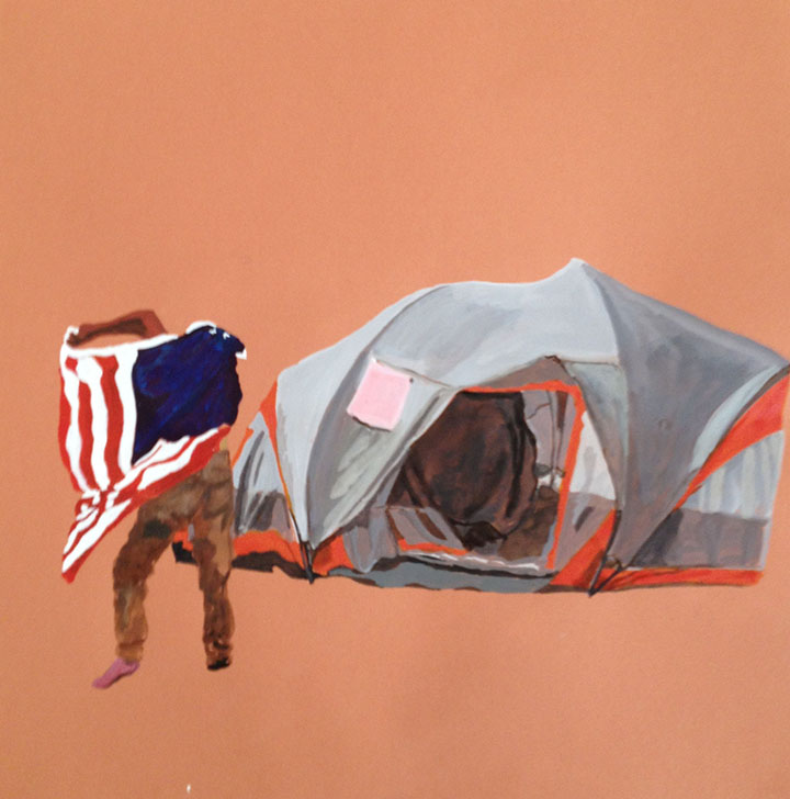 Occupy Westlake Park, Online