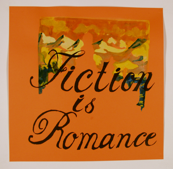 Fiction on Orange