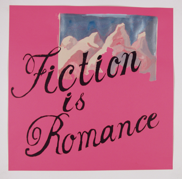Fiction on Pink