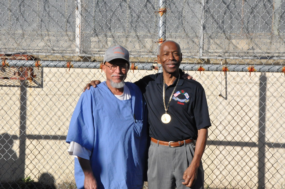 Two track stars of Pittsburg High School -- Ralph and Eddie