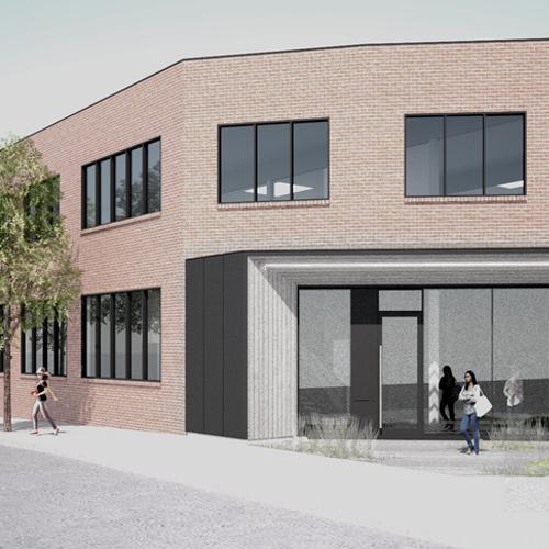 Pettygrove office building rendering