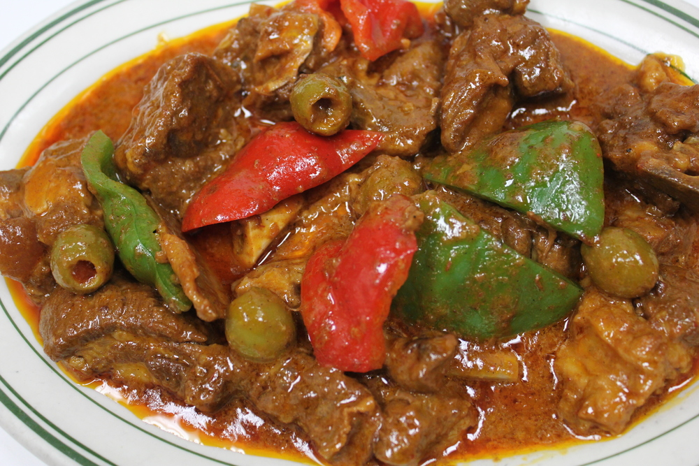 Our Kaldaretang Baka / Kambing is a must-try!
