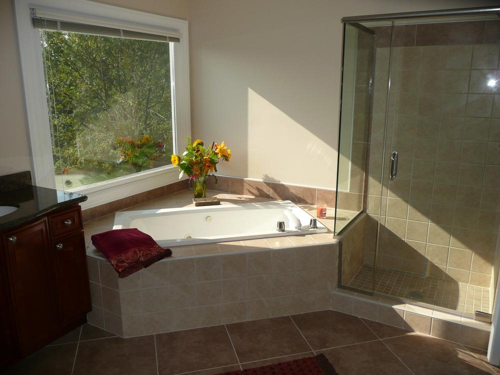 Bathrooms — Staley Transformations