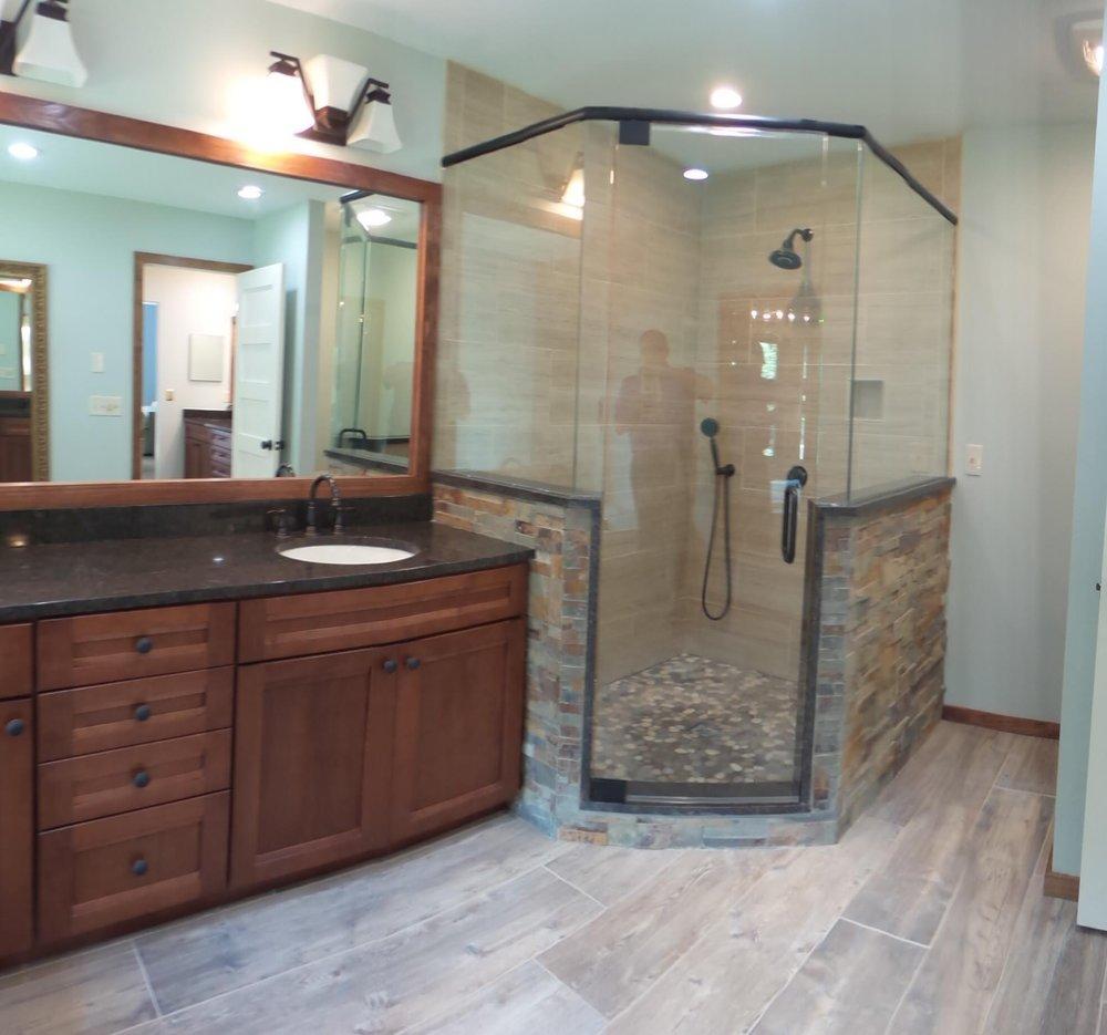 Bathroom Light Not Turning On bathrooms — staley transformations