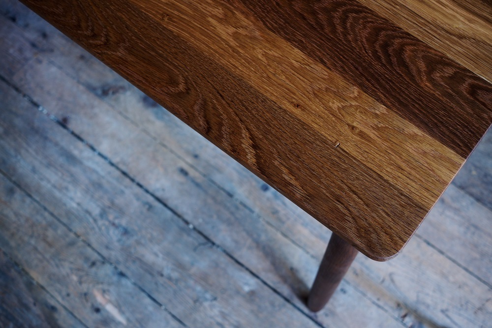Small Oak Dining Table