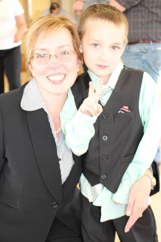 Aunt Lilah and Blake.JPG