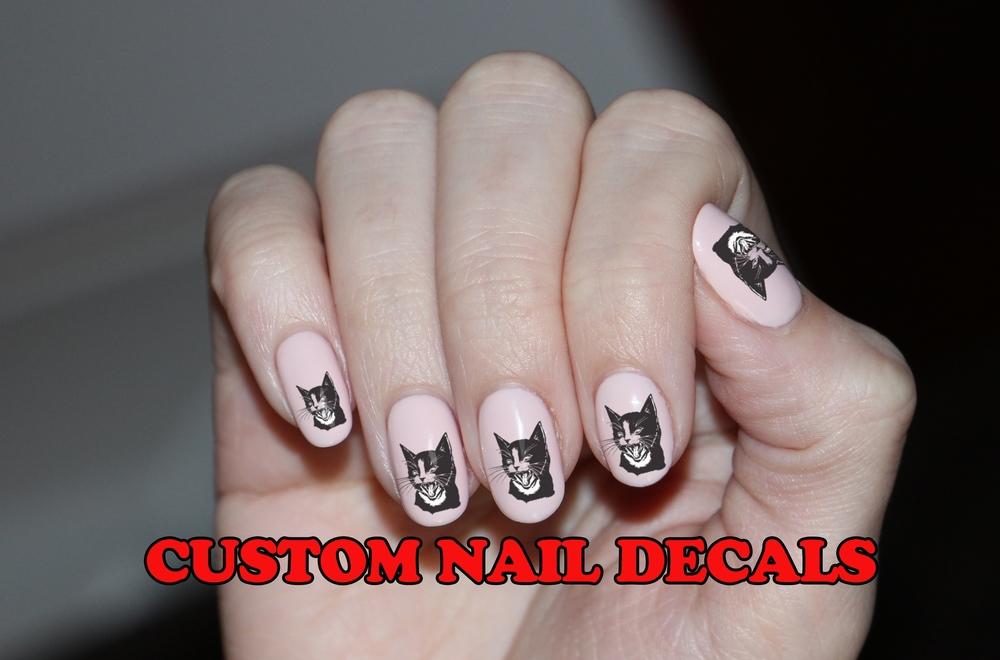 Create Nail Decals - part 2 — Nailvy