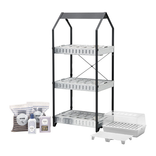 IKEA's Krydda Vaxer grow kit