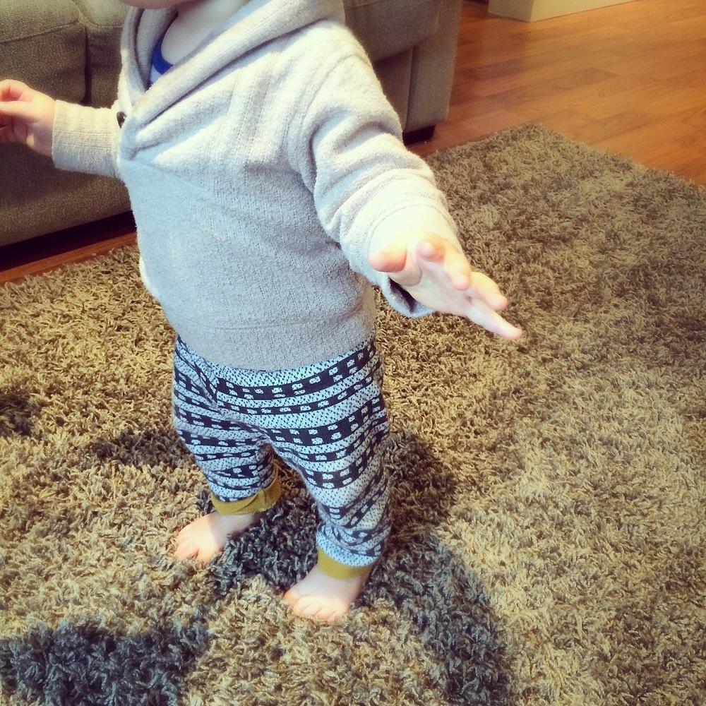 macaron leggings