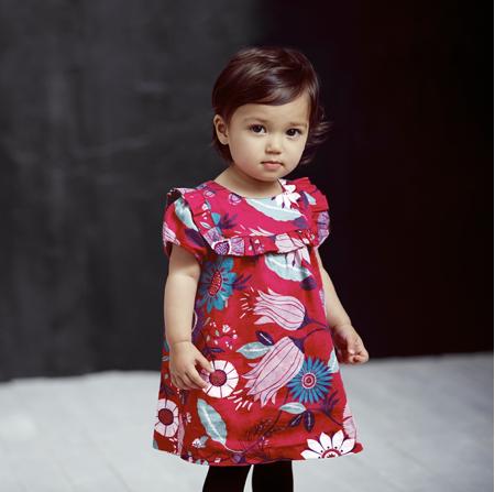 Elfengarten Germany Girl Dress Tea Collection