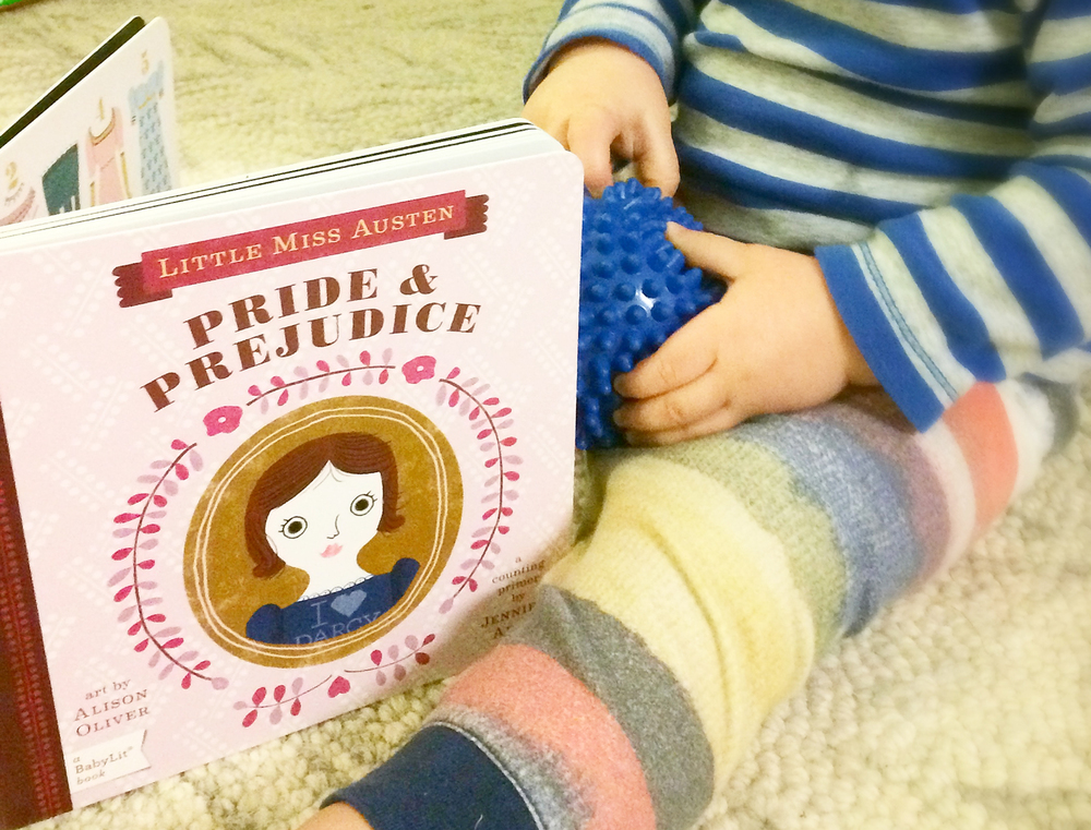 pride and predjudice babylit books