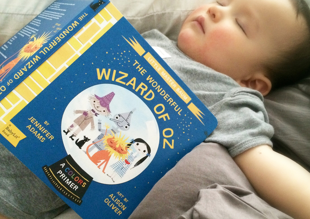 wizard of oz baby lit books