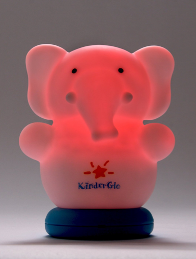 kinder glo night light