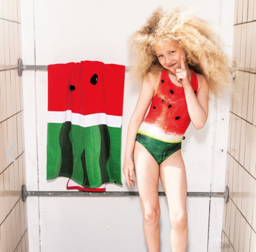 molo watermelon swimsuit