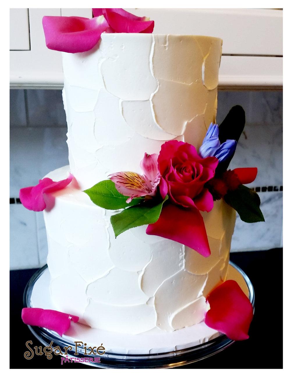2 tiered rusting rose petals.jpg