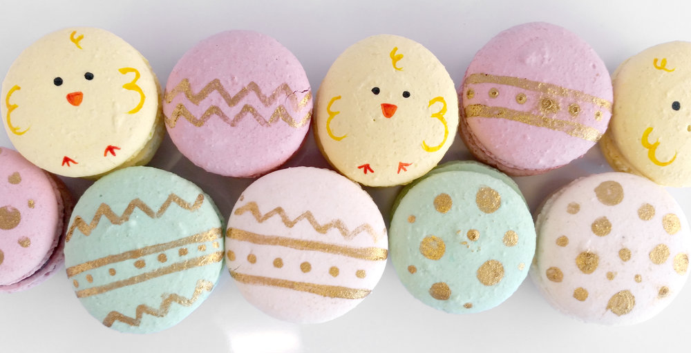 Easter Macarons Chicks and Eggs.jpg