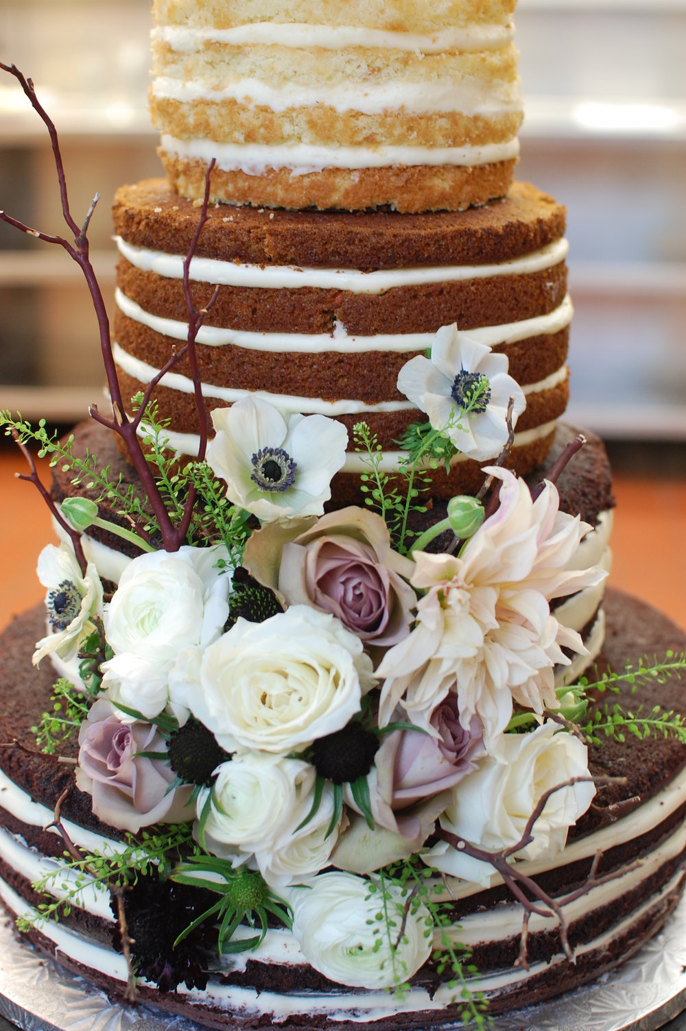 Naked Ombre Cake 09-15-13.JPG