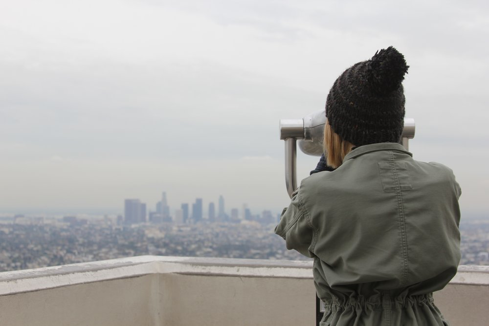 Photo by  Coe Burchfield  | Griffith Observatory, Los Angeles