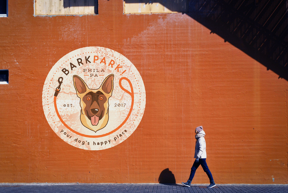 BARK PARK PHILLY