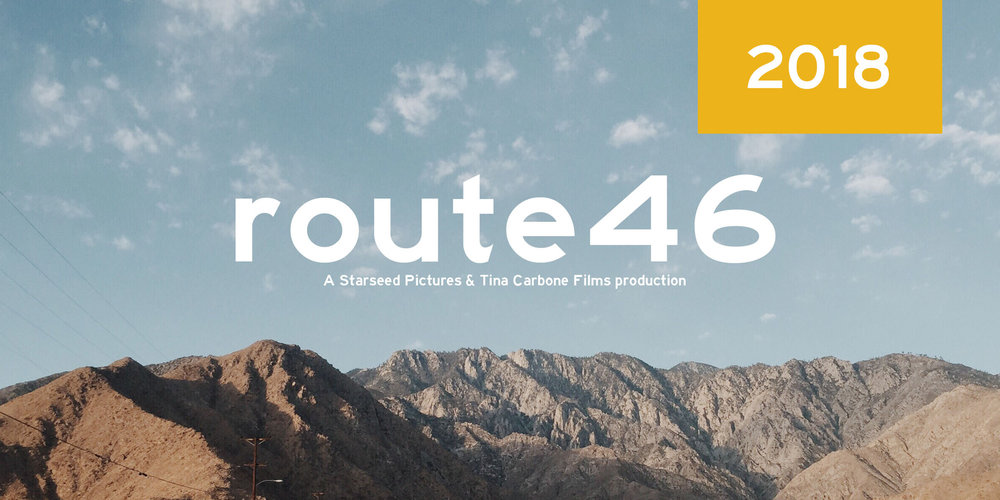 Route 46   |  Pitch Deck