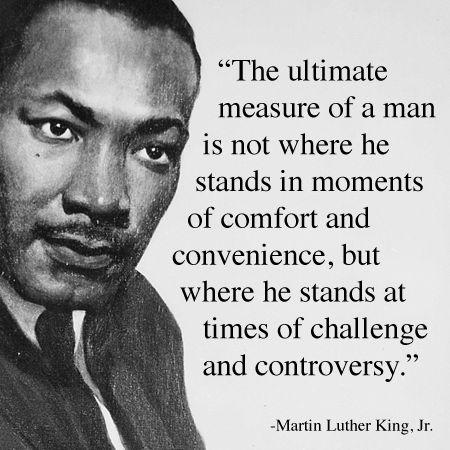 Celebrating The Life Of Dr Martin Luther King Jr Sunrise