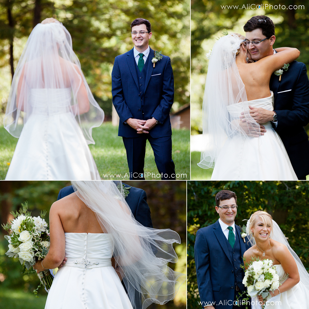I adored their first look! How cute are they!?