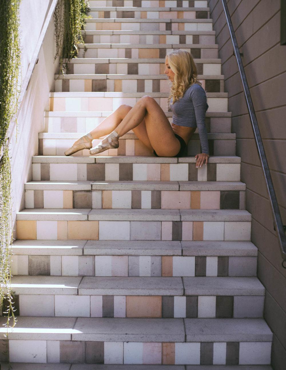 Maxine Hupy. Los Angeles.