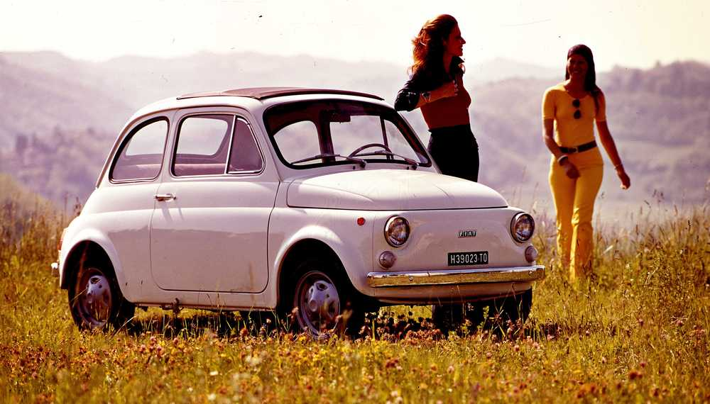 A classic Fiat 500 - small but perfect?