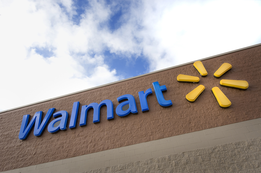Walmart likes to talk about its founder. Image: Walmart.