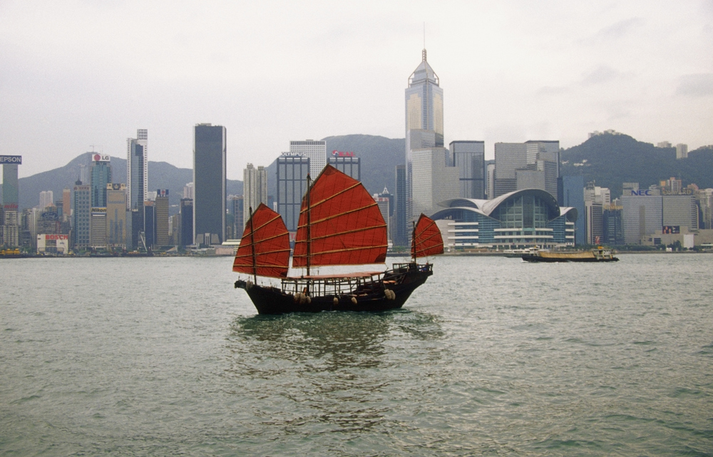 Tradition is vanishing from Hong Kong. Photo by Medioimages/Photodisc/Photodisc / Getty Images