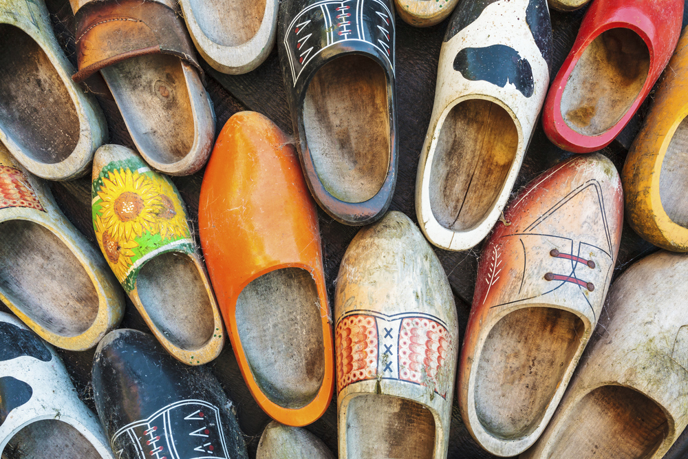 Clogs: to be avoided.Photo by DutchScenery/iStock / Getty Images