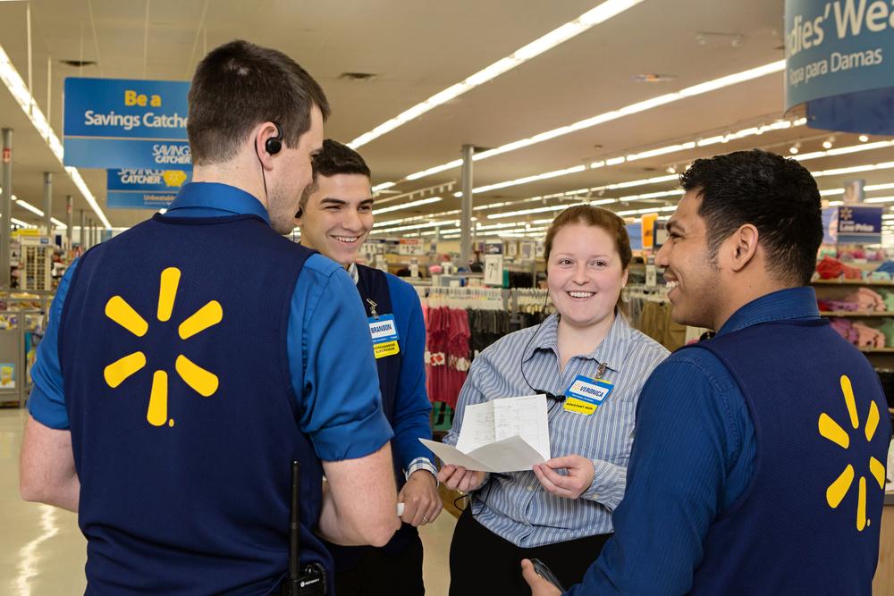 Walmart isthe world's biggest private-sectoremployer. Image: Walmart.